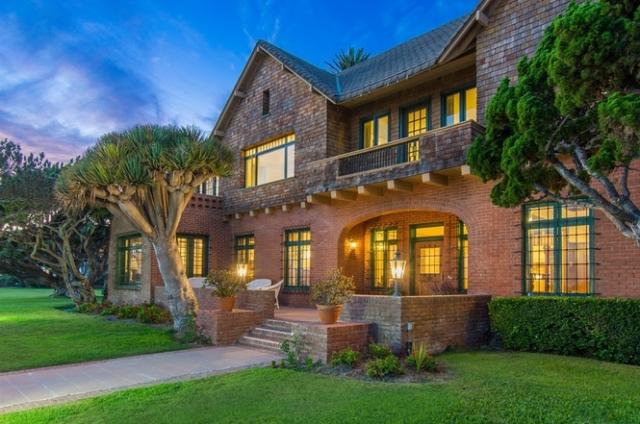 519 Ocean Blvd Coronado Luxury Homes For Sale