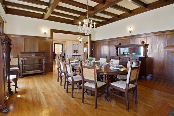 519 Ocean Blvd Coronado Home For Sale Dining Room