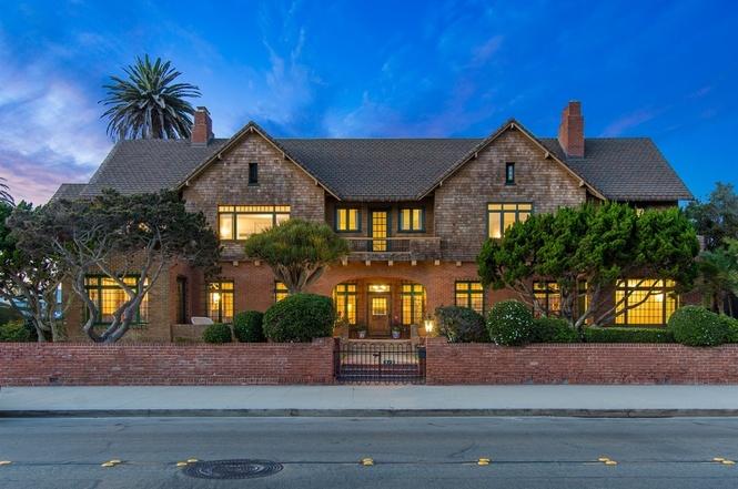 519 Ocean Blvd Coronado Home For Sale Oceanfront Entry
