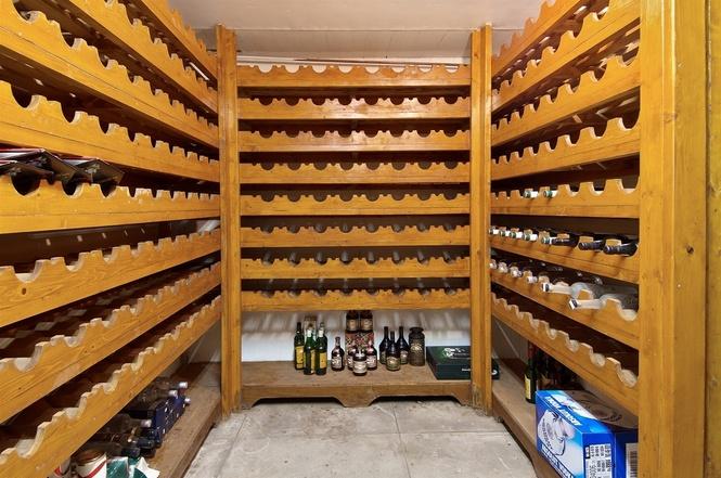 519 Ocean Blvd Coronado Home For Sale Wine Cellar