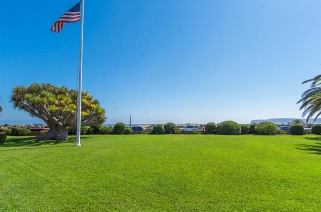 519 Ocean Blvd Yard Coronado Homes For Sale